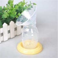 Pompa ASI Manual 90ml Bahan Silikon BPA Free Ada 3 Warna Pilihan