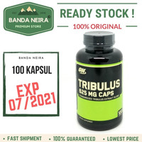 Grosir ON Optimum Nutrition Tribulus 625 MG CAPS Termurah