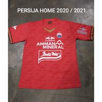 AB JERSEY PERSIJA HOME BARU 2020 / 2021
