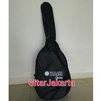 PROMO Tas Gitar Bass Merk Yamaha Jakarta Anti Air Ransel Softcase SQH