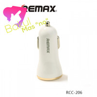 Remax Dolfin USB Car Charger for Smartphone - RCC303/RCC206