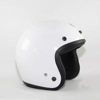 Helm Anak Bogo WHITE Premium SNI