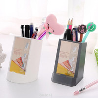 Pen Holder Cute Multifunctional Business Student Stationary Home