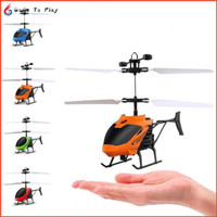 Hb-D715 Mini Helicopter Induction Aircraft Remote Control RC Drone