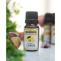TSH HAPPY GREEN - LEMON ESSENTIAL OIL 10ML