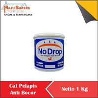 NO DROP NODROP CAT PELAPIS ANTI BOCOR WATERPROOFING ANTI REMBES