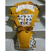 HK119 Gendongan hipseat simple othello series Mom s baby