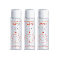 Avene Trio Thermal Spring Water Spray Set Triple Pack 3x50ml