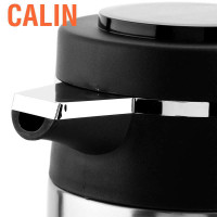 Calin 1200ML Stainless Steel Car Electric Kettle Coffee Tea Thermos