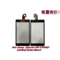 TOUCHSCREEN SONY XPERIA ZR C5502 - C5503 - M36 - BLACK - TS SNY ORI