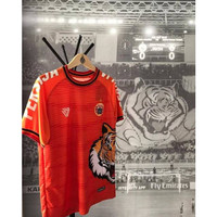Jersey Persija Tiger roar orange
