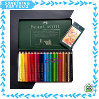 Castell Color Tin Polychromos Pencils Warna of Pensil 36 Faber