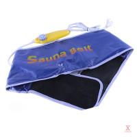 Fashion Sauna Belt Adjustable Weight Loss Trimmer Slimming Heating