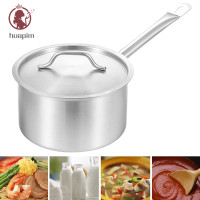 All-Clad Saucepan with Lid Kiten Cookware 3-Ply Bonded Dishwasher