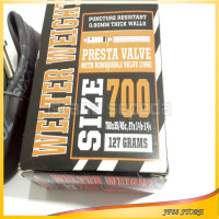 NEW BAN DALAM MAXXIS WELTER WEIGHT SIZE 700 x 35 s/d 45 27 x 1 3/8 -
