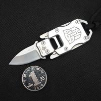 Pisau Lipat Transformer Jinjunlang EDC Survival Mini Knife