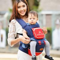 Terbaru - MOM& 39 S BABY Gendongan Hipseat New Classic Series MOMS
