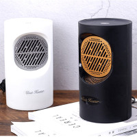 WONDERFULL Mini portabel angin panas & dingin kipas angin listrik