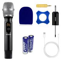 WONDERFULL Microphone Handheld Wireless UHF untuk Pernikahan / Rumah