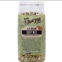 UA589 Bob s Red Mill 13 Bean Soup Mix 822 Gr