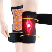 Pelindung Lutut Terapi Magnet / magnetik Knee Pad - A-7720