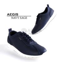 GF568 CRAZY DEALS Aegis Premium - Sage Exclusive Sepatu Sneakers Pria