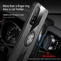 Cloth Fabric Case Xiaomi Mi 10T Pro Mi10t Lite / Redmi K30S Phone