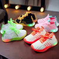 TAAJIRCO SUPER PROMO ORIGINALLE sepatu lampu LED anak sekolah import - oranye, 21