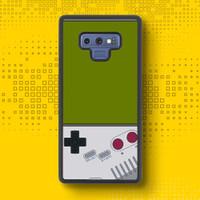 Game Boy FF5152 Samsung Galaxy Note 9 Casing Case