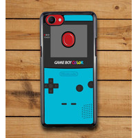 Custom Casing Oppo F7 Case Game Boy Color FF0447