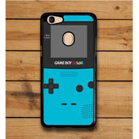 Custom Casing Oppo F5 Case Game Boy Color FF0447