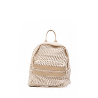 Colorbox Paper Straw Mini Backpack I1Hbrasc120D001 Cream