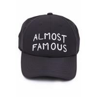 Colorbox Almost Famous Cap I1Htwasc120D026 Black