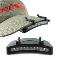 TaffLED Senter Klip Topi LED Clip Headlamp - M1801