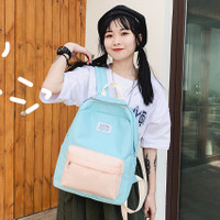Grab Ok Flyincat Tas Ransel Korea Wanita Korean Fashion School Bag