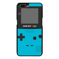 Custom Case Casing OPPO A3s Game Boy Color FF0447