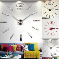RRE-Kebutuhan Rumah Dekorasi Dinding Art plexiglass Novelty Clock 1