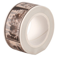 √ -Flower Washi Tape 10M Auto Decorative Art Adhesive Sticky Paper