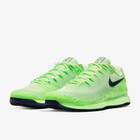 Sepatu Tenis Tennis Nike Air Zoom Vapor X Knit Ghost Green/Blackened B