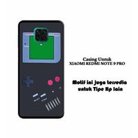Case XIAOMI REDMI NOTE 9 PRO game boy Casing Hardcase Cover
