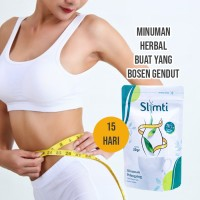 Teh Pelangsing Perut Night And Day Slimming Tea Paket 15 Hari | Slimti