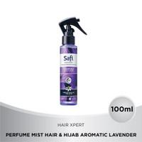 SAFI HAIR XPERT - HIJAB HAIR PERFUME MIST AROMATIC LAVENDER 100ML