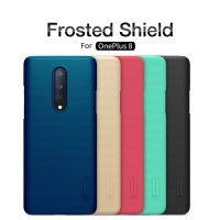 Nillkin Casing Untuk HP OnePlus 8 Pro Hard Case PC Mate Frosted