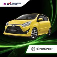 Kaca Film Huper Optik Drei + Klassisch Toyota Agya