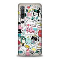 Casing Xiaomi Mi 10 Pro I Love the 90s FF0704