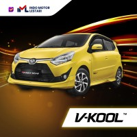 Kaca Film Full V-Kool Toyota Agya ( VK70 VIP X15 )