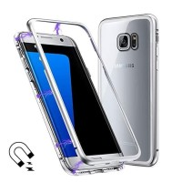 ELECTRO MAGNET CASE SAMSUNG S7 Edge CASE MAGNETIC ANTI BARET COVER