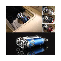 Universal Auto Car Fresh Air Ionic Purifier Oxygen Bar Ozone Ionizer C
