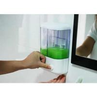 HARGA HEMAT Dispenser Sabun Rumah Tangga Peralatan Mandi Tempat Sabun