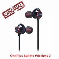 Terjangkau... Original OnePlus Bullets Wireless 2 Earphones